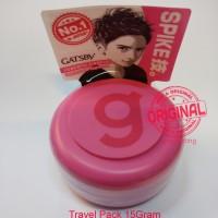 Pomade - Gatsby - moving rubber spiky edge 15g(each) traveller pack