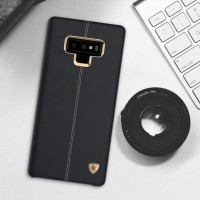 Nillkin Samsung Note 9 Englon Leather Cover Case Premium Backcase