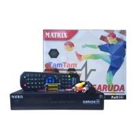 Receiver Matrix Garuda Soccer Gratis BeinSport Juni 2019