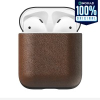 Apple AirPods Case Leather Nomad Rugged V1 Airpods Pouch Casing