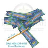 Miswak / Siwak Gigi Al Khair Original 1 pcs / Oleh Oleh Haji