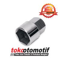 """Mata Kunci Sok Pendek 6pt 3/4"""" 54 mm / Mata Kunci Sock Socket Murah"""