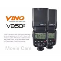 Godox V850 II VING Lithium-Ion Universal Speedlite