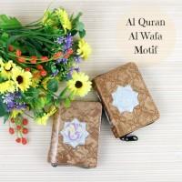 Al Quran Saku Pocket Al Wafa/Al Quran Kecil Mini/Oleh Oleh Haji Umroh