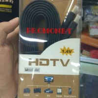 Kabel HDMI TO HDMI Ukuran 1.5 Meter Support Full HD-HDTV