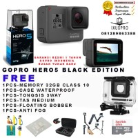 Berkualitas GOPRO HERO 5 BLACK ORIGINAL 100%/GOPRO HERO5 BLACK/GO P