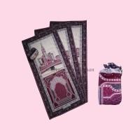 Sajadah Masjid Grosir Motif Shofa Ungu 0852-2765-5050
