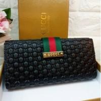 Dompet wanita import Guccii Micco 61089 EB FREE BOKS