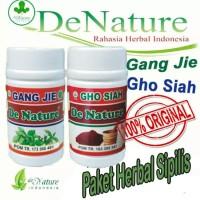 Obat Gonore Kencing Nanah GO Sipilis Raja Singa Kepatil Sivilis Herbal