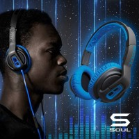 Transform Active Performance Sport On-Ear Headphone Soul (KEBUT)
