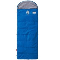 Coleman 10C School Kid's/C10 Sleeping Bag (Blue)