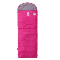 Coleman 10°C School Kid's/C10 Sleeping Bag (Pink)