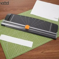 Paper Trimmer Portable Pemotong kertas A4 / A3 (30cm) Black