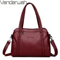 Tas Wanita Import Fashion Women Bag Fashion Messenger Bags High