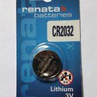 Baterai Renata CR2032 2032 Batttery Batre