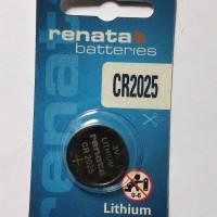 Baterai Renata CR2025 2025 Battery Batre