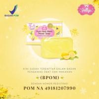 Jual Jellys Pure Face Mask Power Soap Murah