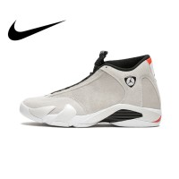 Asli Asli NIKE Air Jordan 14 Retro Sepatu Basket Olahraga Outdoor b9f237fe57