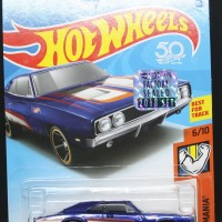 Hot Wheels 69 Dodge Charger 500 Factory Sealed FS 2018