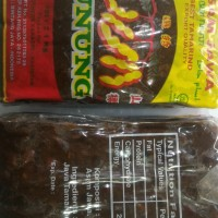 Asam daging (tanpa biji) kuning 1 kg kualitas terbaik