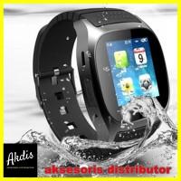 Smartwatch Cognos Waterproof Original Smart Watch Hitam Murah Anti Air