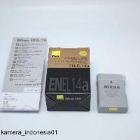 Baterai Nikon EN-EL14a untuk Kamera D3500 D3400 D5600 D5300 D3300