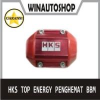 GROSIR HKS Top Energy Penghemat BBM Bensin Fuel Saver aneka onder
