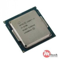 Promo processor intel core i7 6700 tray fan ori 1151 skylake Limited