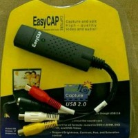 Usb to AV Rca (Easy Capture Usb 2.0 DVR) 1 Channel suport android