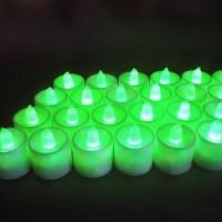 Lilin Elektrik mini  7 Warna / Colorful LED CANDLE