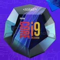 Intel Core i9-9900K 3.6Ghz Up to 5,0GHz Cache 16MB 9th Gen CoffeeLake