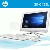 "PC AIO HP 20-C423L - Dual Core E2-9000 / 4GB / 500GB / 19,5""FHD / DOS"