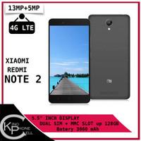 Xiaomi Redmi Note 2 16GB Ram 2GB Redminote 2 4G LTE Garansi 1 Tahun