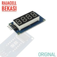 4 Digit Display 7 Seven Segment RED for DIY Clock Arduino