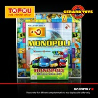 Harga mainan monopoly 3in1 board game tematik bagus dan | WIKIPRICE INDONESIA
