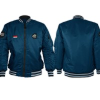 70 Koleksi Desain Jaket Bomber Depan Belakang Gratis Terbaik