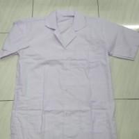 Harga kostum karnaval dokter model jas lab putih lengan | antitipu.com