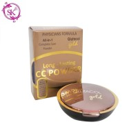 ERTOS Glutacol Gold CC Powder Long Lasting  / Bedak Wajah