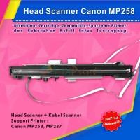 Head Scanner Unit Printer Canon MP258 MP287   Kabel Scanner