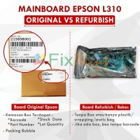 Board Printer Epson L310, Mainboard L310, Motherboard L310 Original Ne