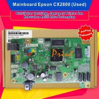 Board Printer Epson cx2800, Mainboard cx2800, Motherboard cx2800 Cabut