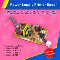 Power Supply Printer Epson LX-300  LQ-300  LQ-300 II LX300 ll, Adaptor
