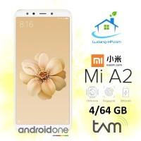 Xiaomi Mi A2 - Ram 4GB Internal 64GB Garansi Resmi TAM