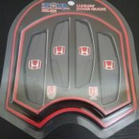 Door Guard / Doorguard / Karet pengaman sisi pintu LOGO HONDA HRV