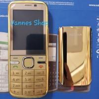Nokia C5 Gold