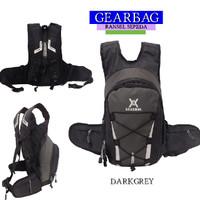 Tas Ransel Backpack Sepeda Pria Gearbag 7T9G1B4 LS Bahan Polyester
