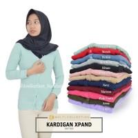 KARDIGAN XPAND - baju wanita - baju rajut - fashion korea - kardigan