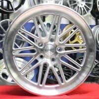 SALE Velg Mobil murah HSR LC105 R18 - H5X114,3 ET40 SMFL