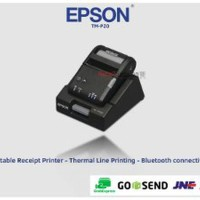 EPSON TM-P20 Wireless Bluetooth Mini Portable Printer Paling lariss