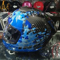 HELM INK CL-MAX #6 BLUE/BK